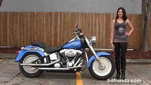 Used 2002 Harley Davidson Fat Boy Motorcycles For Sale