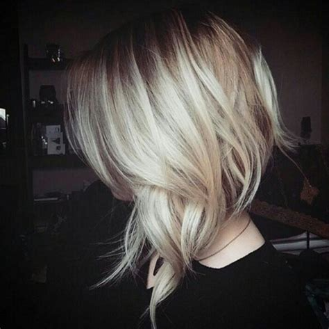 New Hairstyle For Hairs by 15 Edgy New Hairstyles For Medium Hair Popular Haircuts