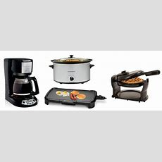 *hot* Kohl's Three Free Small Kitchen Appliances After