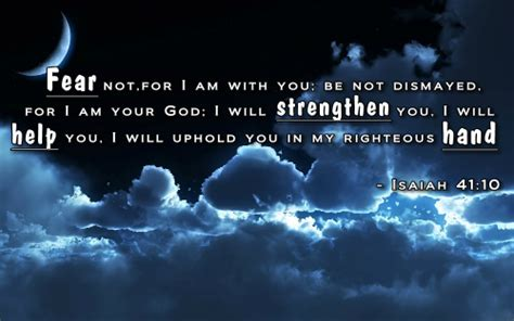 Inspirational Bible Verses About Strength