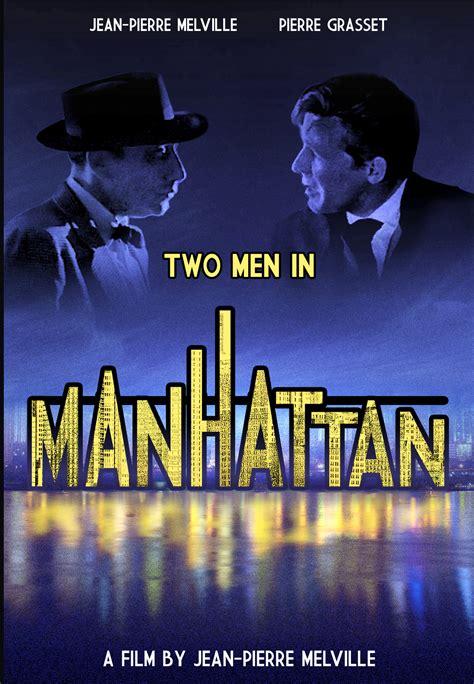 Two Men In Manhattan  Cohen Media Group
