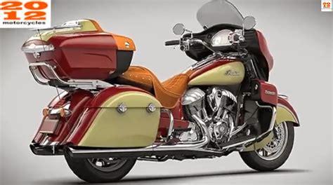 New Indian Motorcycle Tahun 2015