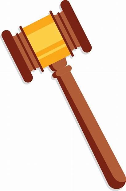 Hammer Judge Court Clipart Supreme Transparent Gavel