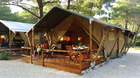 Safari Tent 1   Lo?inj Glamping   Safari Tent