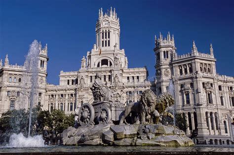 10 Must See Things In Madrid Spain I Halal Tourism
