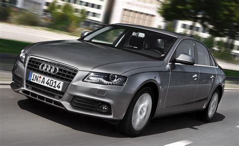 audi a4 coupe images car and driver