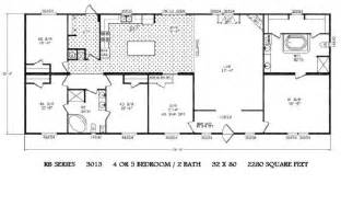 fleetwood mobile home floor plans and prices double wide