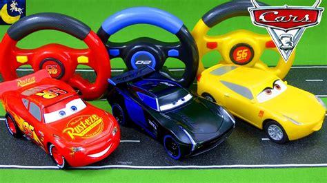 remote control disney cars  toys rc lightning mcqueen