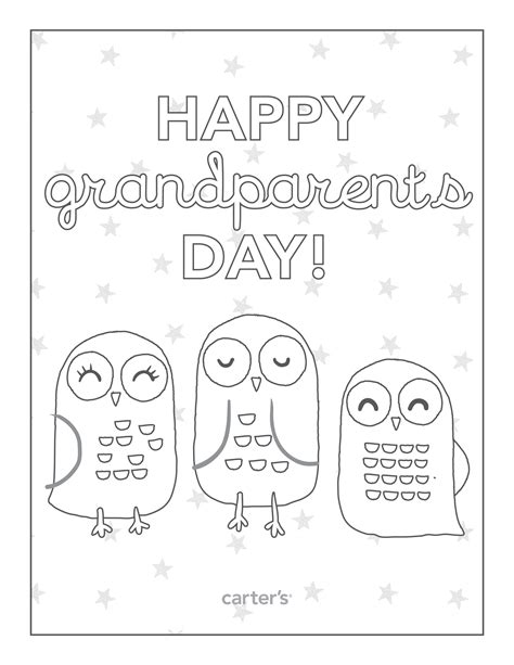 grandparents day coloring pages  coloring pages  kids