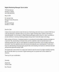 professional marketing coordinator cover letter sample