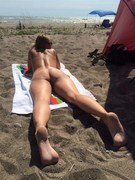 Beach Nude Photo Tan Softcore