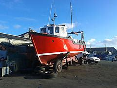 Small Fishing Boats For Sale In Ireland by Fishing Boats For Sale In Ireland Fafb
