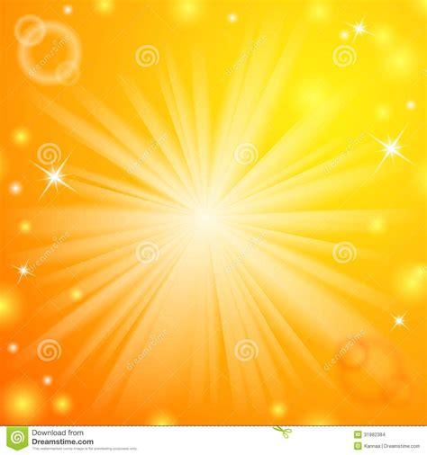 abstract magic light orange background stock images