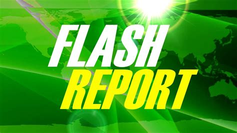 Flash Report News Background Music (soundtrack) #1