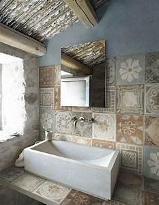 Carreler Sur Ancien Carrelage : carrelage salle de bain ancien spcialiste de la ~ Premium-room.com Idées de Décoration