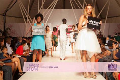 mozambique fashion week    domestic violence