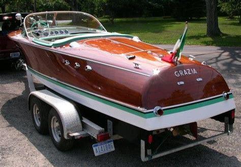 Riva Boats For Restoration by Riva Restoration 1960 Riva Ariston Professional Brokerage