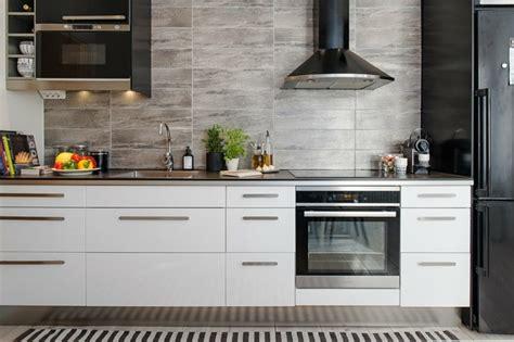 cuisine moderne blanc et bois cuisine blanc laquee meilleures images d 39 inspiration