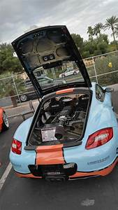 Porsche Cayman With A Coyote V8 Update  U2013 Engine Swap Depot