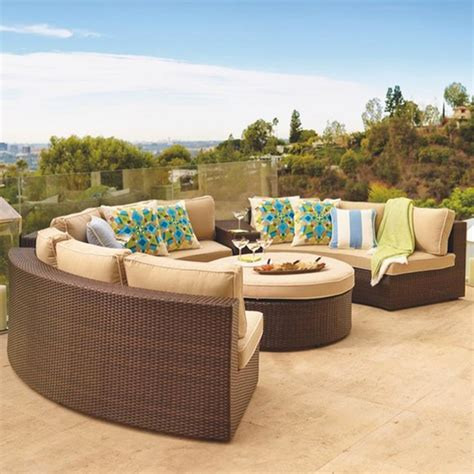 Frontgate Pasadena Modular Outdoor Collection  Copy Cat Chic. Lowes Patio Furniture Lounge Chair. Patio And Outdoor Kitchen Ideas. Frontgate Sectional Patio Furniture. Patio Side Table Woodworking Plans. Patio Chair Cushions Clearance Uk. Patio Furniture In Southampton New York. Pictures Of Stone Patio Designs. Carls Patio Furniture West Palm Beach