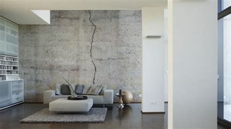 architects paper fototapete betonwand  beton