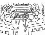 Funeral Colorear Begrafenis Vector Casket Dibujo Funerarios Stockillustratie Dibujos Cteconsulting Coloring Template Sketch Depositphotos Pintar Een sketch template