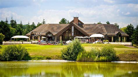restaurant restaurant des lacs golf hotel de mont griffon 224 luzarches 95270 menu avis