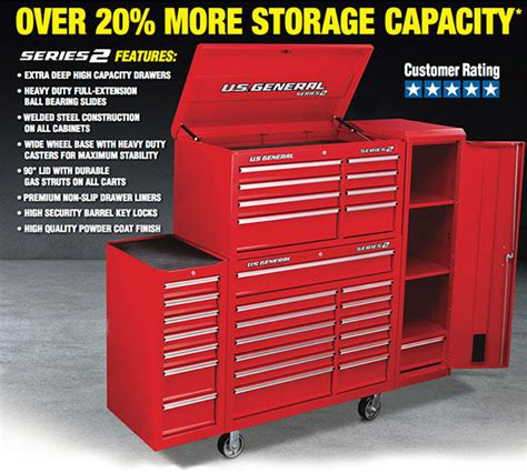 New Harbor Freight US General Series 2 Tool Boxes