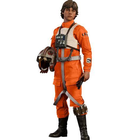Luke Skywalker Red Five X Wing Pilot Sixth Scale Figure