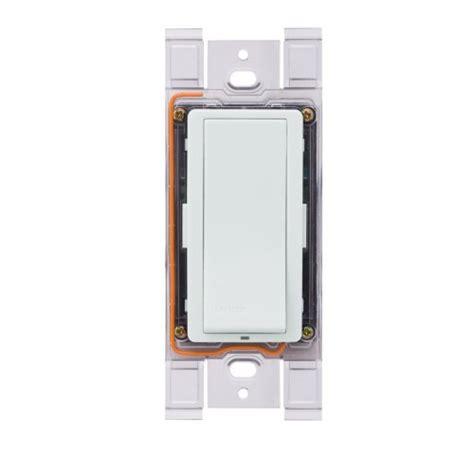 wireless light switch lowes leviton wss10 dw wireless