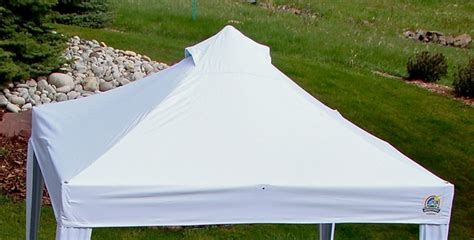 undercover  super lightweight canopy package  white top