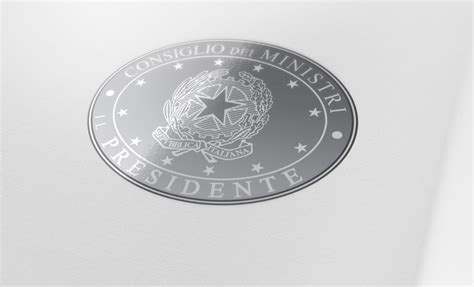 Logo Presidenza Consiglio Dei Ministri by Logo Design Presidenza Consiglio Dei Ministri Grafi2