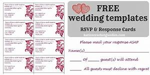 free wedding templates rsvp reception cards katie39s crochet goodies With free rsvp cards