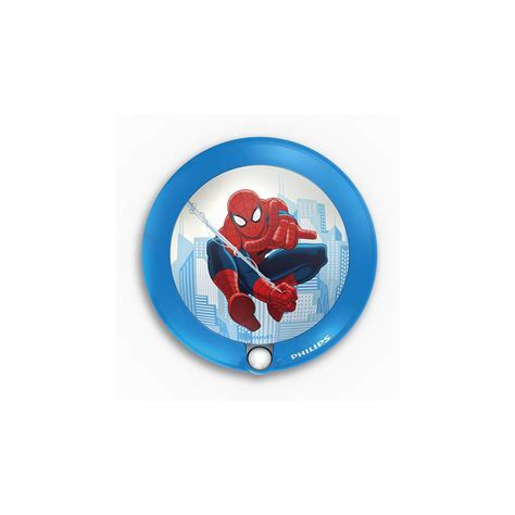 Philips Marvel Spiderman children's LED sensor night light