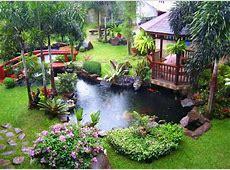 Cool Backyard Pond & Garden Design Ideas – Amazing
