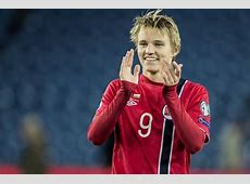Martin Odegaard transfer Real Madrid confirm deal with