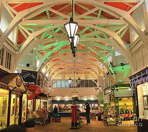 Oxford's Covered Market 3 Photograph by Anne Gordon