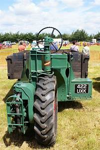 Monowheel Tractor