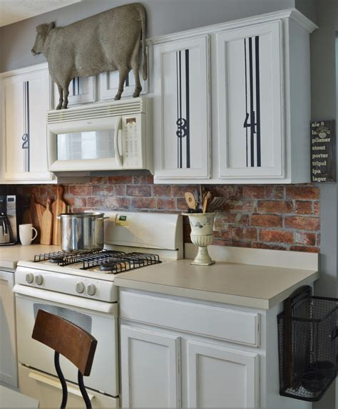 adding kitchen cabinets adding farmhouse character to the kitchen the other side 1160