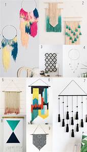 Best ideas about wall hangings on diy
