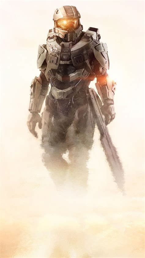 1080x1920 Halo 5 Guardians Master Chief Iphone 7 6s 6
