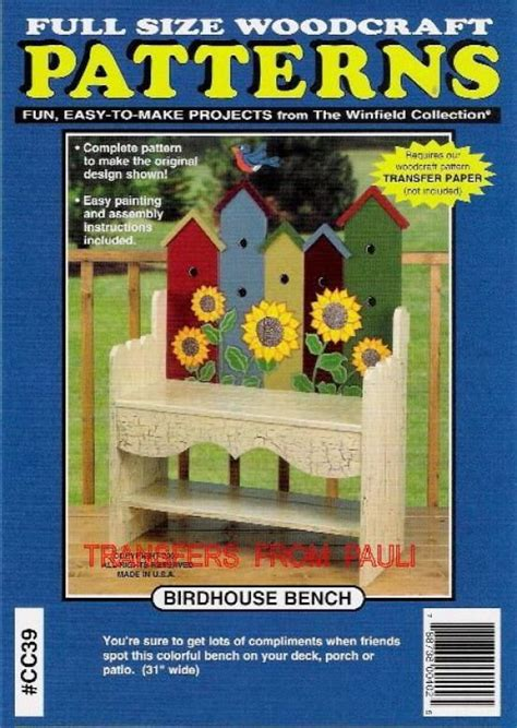 images  birdhouse benches birdhouse bench