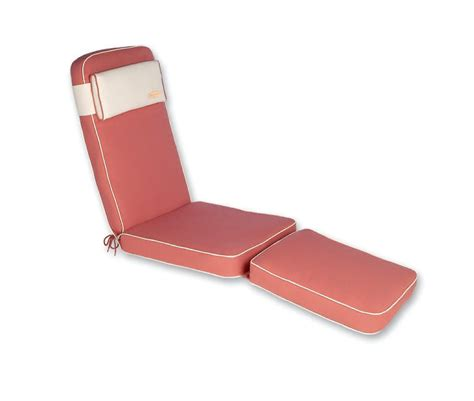 Steamer Chair Cushions Uk by Bespoke Collection Steamer Cushion Terracotta