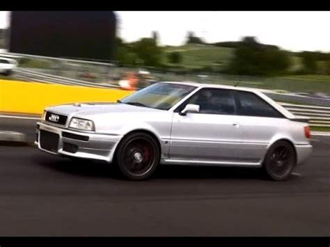 Audi 80 Quattro Turbo Vs. Audi S2 Coupe Turbo - YouTube