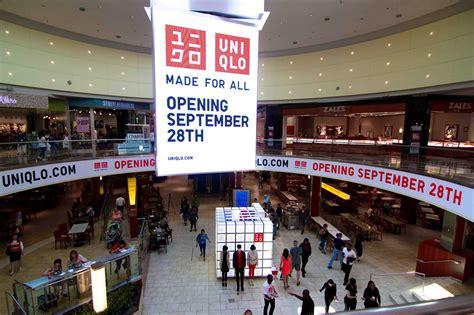 uniqlo westfield garden state plaza mall 1