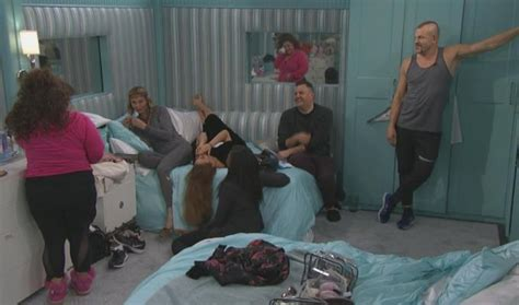 major change to the 39 celebrity big brother 39 house revealed