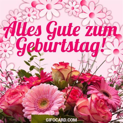 german happy birthday gif ecards   click