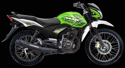 Review Tvs Max 125 by Harga Tvs Max 125 Review Spesifikasi Februari 2018