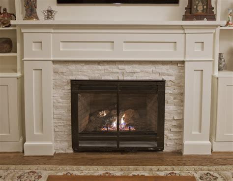 efficient gas fireplace inserts vent free gas fireplaces are they safe homeadvisor