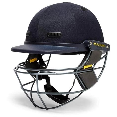 buy masuri elite titanium grill cricket helmet  lowest